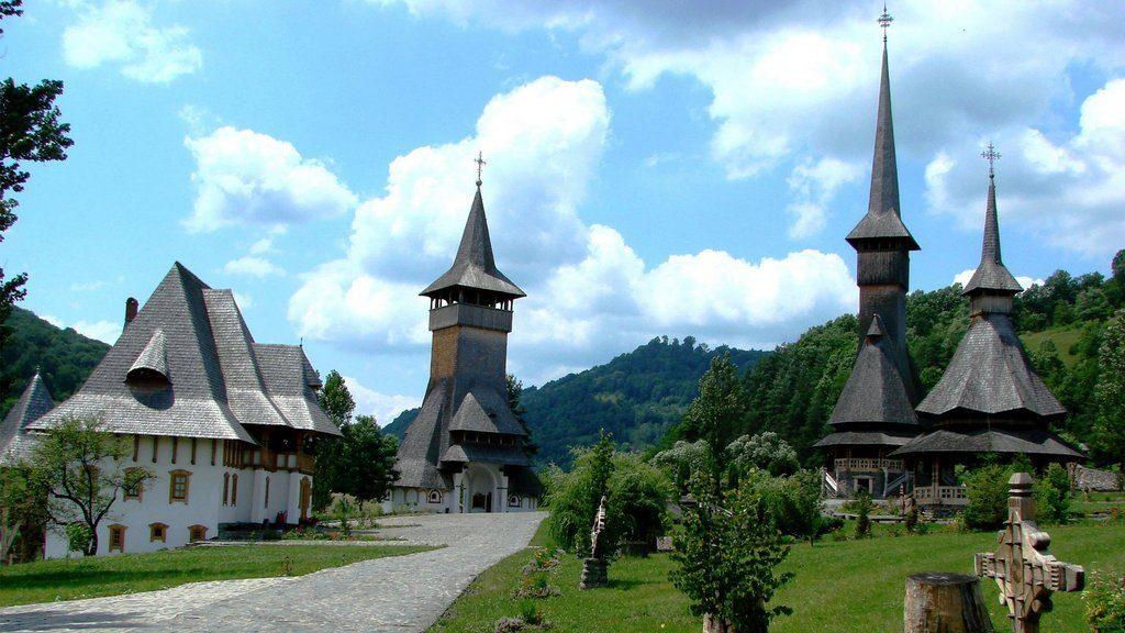 Barsana Monastery, Suceava 2-min