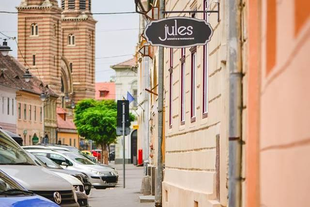 Jules Bistro Restaurant Sibiu 01