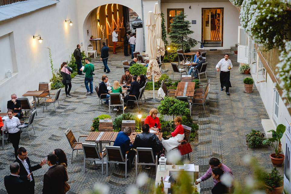 Jules Bistro Restaurant Sibiu 10