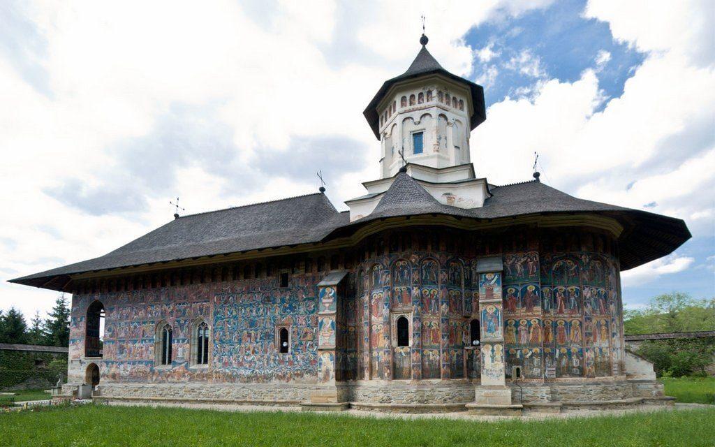 Moldovita Monastery, Suceava-min