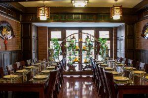 Old Shanghai Restaurant - Brasov 01