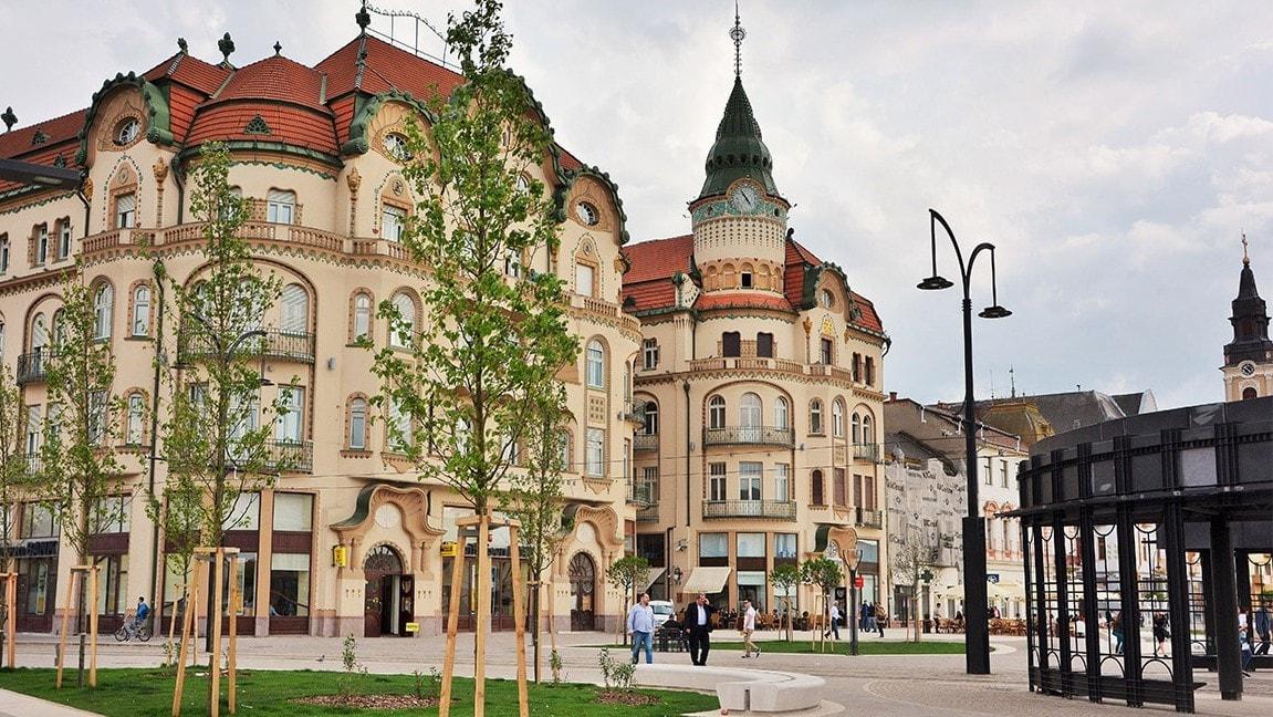 Oradea - Old Town-min-min