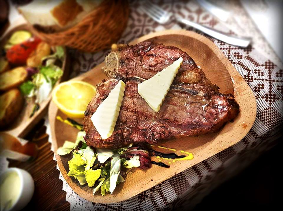 Sergiana Restaurant - Brasov - Black Angus