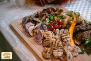 Sergiana Restaurant - Brasov - meat hot platter