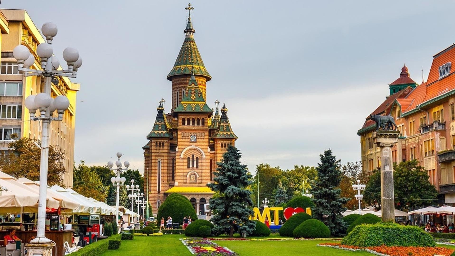 Timisoara - Romanian Orthodox Metropolitan Cathedral-min-min