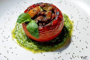 Vinto Restaurant Timisoara Vegan menu