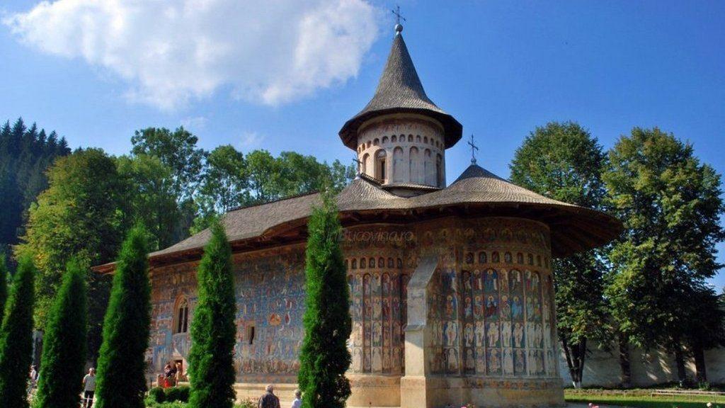 Voronet Monastery, Suceava-min