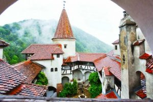 Bran Castle - Home of the legendary character Dracula