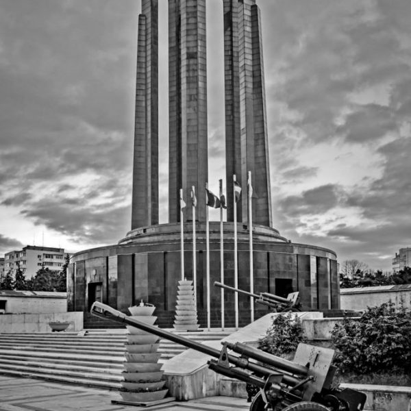 Carol Park and the Mausoleum of the Communist Heroes