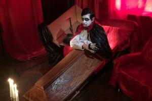 Dracula_s Room - Sighisoara