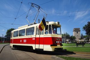 Iasi - The Tram of Communism