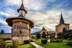 Sucevita Monastery, Suceava