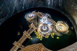 Turda Saltmine - Coolest underground place in the world