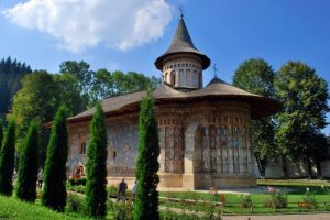 Voronet Monastery, Suceava