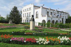 Alexandru Borza Botanical Garden, Cluj Napoca, Romania