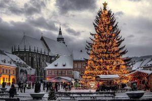 Christmass Market, Brasov, Romania