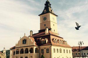 History Museum in Brasov, Romania