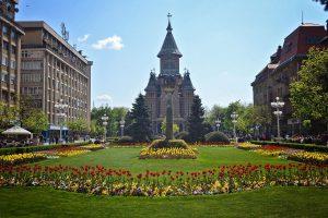 Orthodox Cathedral, Timisoara, Romania