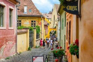 Sighisoara, Romania 2