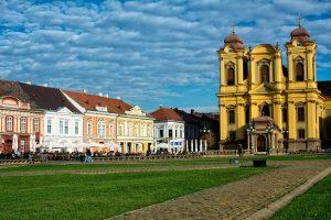 St. George_s Cathedral, Timișoara, Romania