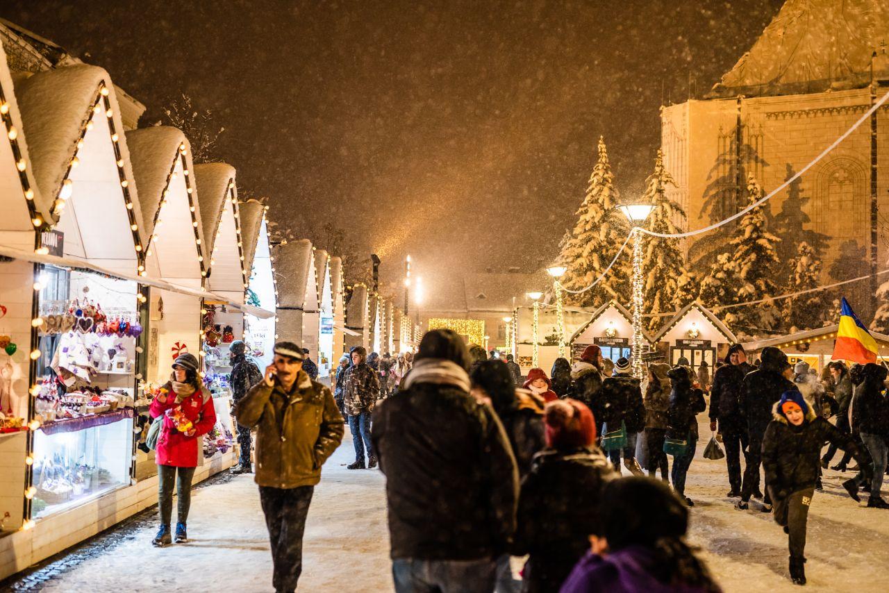 Cluj-Napoca Christmas Market