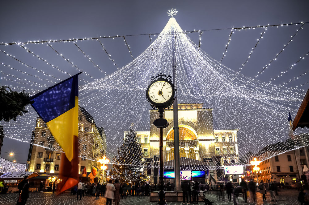 Timisoara Christmas Market