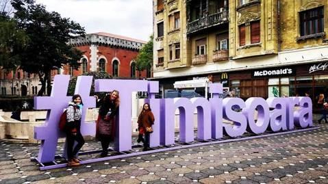 Timisoara - future cultural capital of Europe in 2021